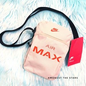 Nike Air Max Crossbody Sling Bag Neck Pack